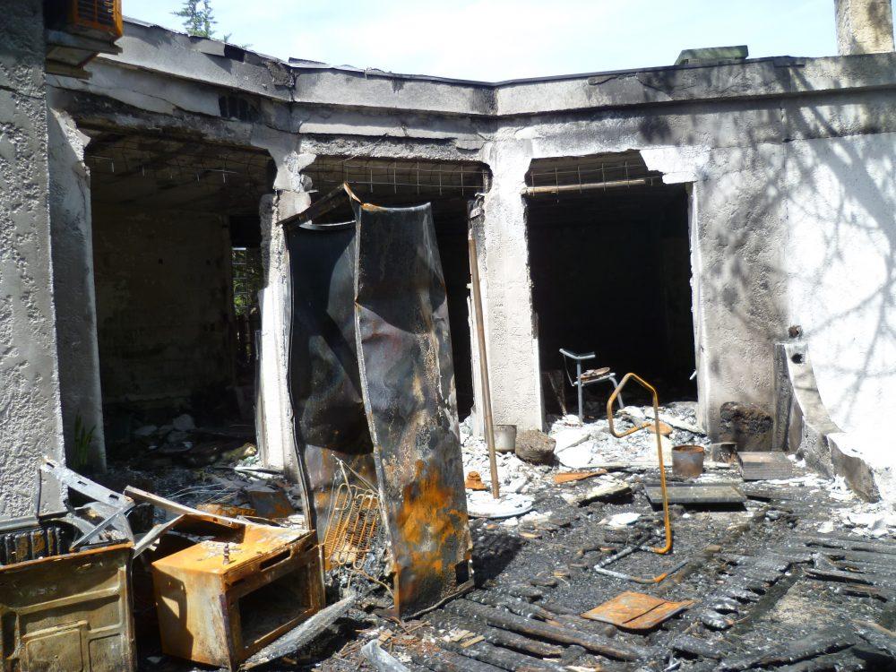 2d expertises sinistre incendie d 39 un habitation for Habitation individuelle